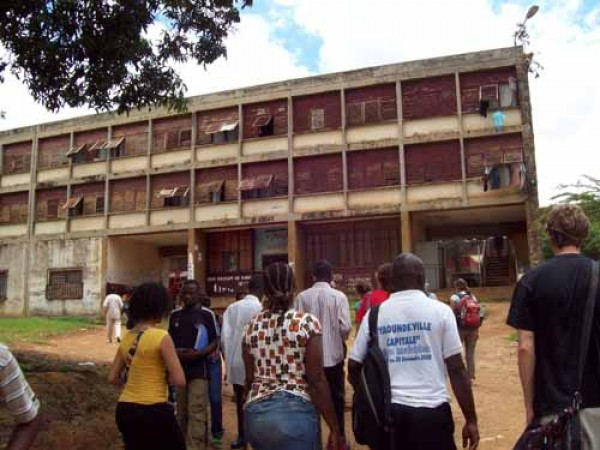 University Lecturers Suspended