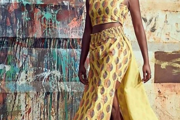 Reneta Ndisang – A top fashion Designer presents her top favorite Cameroonian models