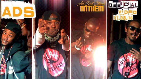 """Cameroon Rap Crew """"AD DAT STAND"""" Working on their New Video Release!"""