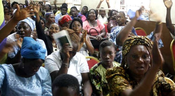 Cameroonians And Their keenness For New Churches…..