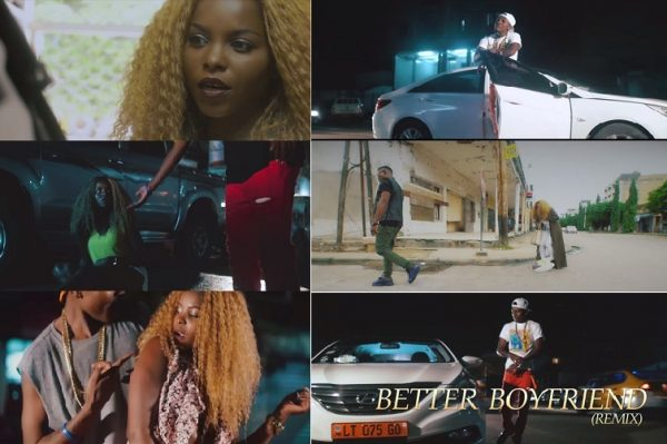 SHOW SOME LOVE – SSL – Ambe Feat Daphne In Better Boy Friend