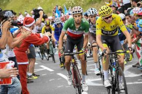 Tour de France stage 12 Result: King Aru and Prince Bardet