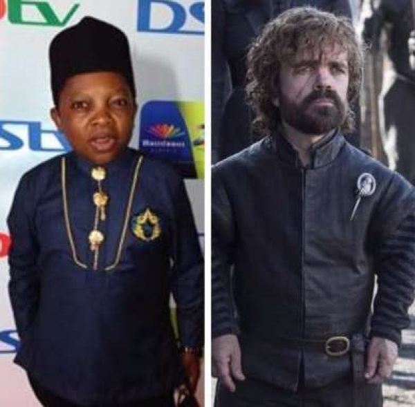 If show was made by Nollywood, this is what the cast would look like
