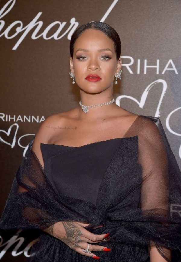 Rihanna in New Romance?