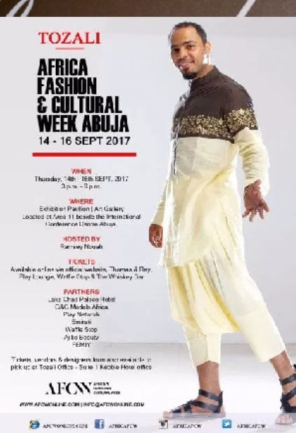 African Fashion and Cultural Week new dates