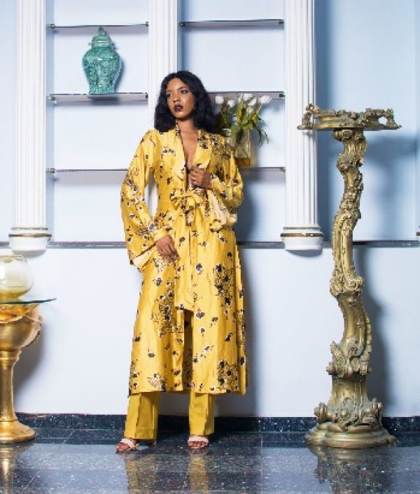 Asia meets Africa in Funke Adepoju's Summer Capsule Collection | Lookbook