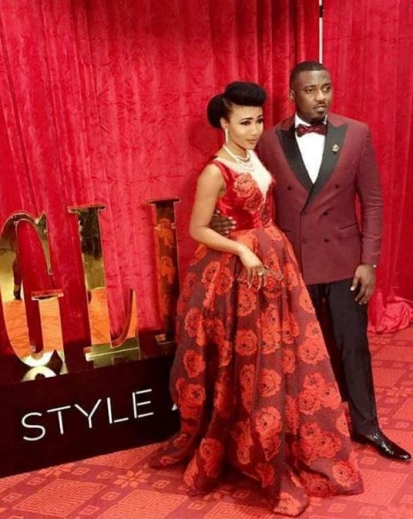 Syndy Emade, Joselyn Dumas, Zynnell Lydia Zuh, Nikki Samonas stun at the Glitz Style Awards 2017 (Photos)