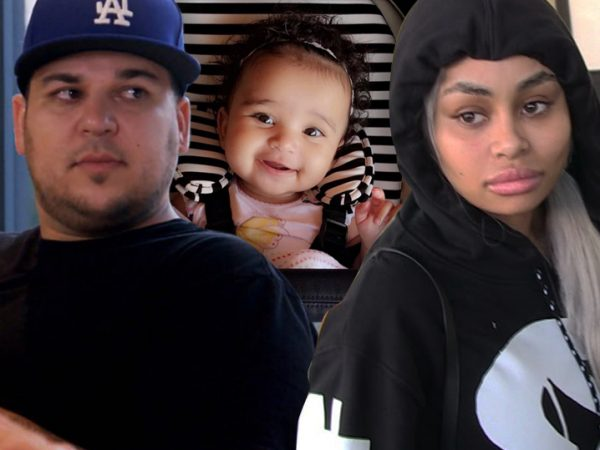 Blac Chyna's custody battle with ex Rob Kardashian turns nasty