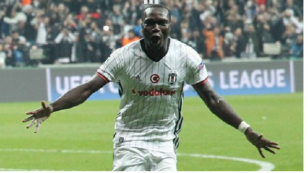 Cameroonian Football Striker Vincent Aboubakar signs 4 Year Deal With Fc Porto