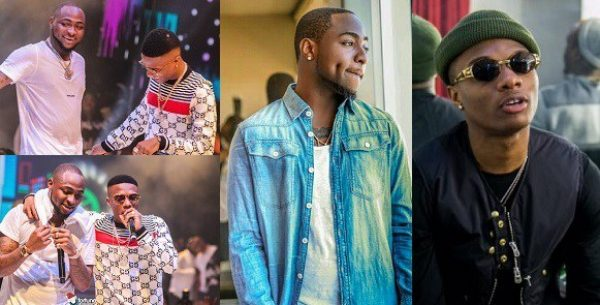 """If Wizkid and I can settle, anybody can"" — Davido"