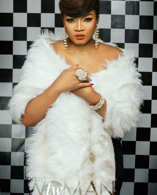 PICTURES!!! Celebrating Iconic Nollywood Diva, Omotola, At 40 Years Old, The Pride Of African Movies