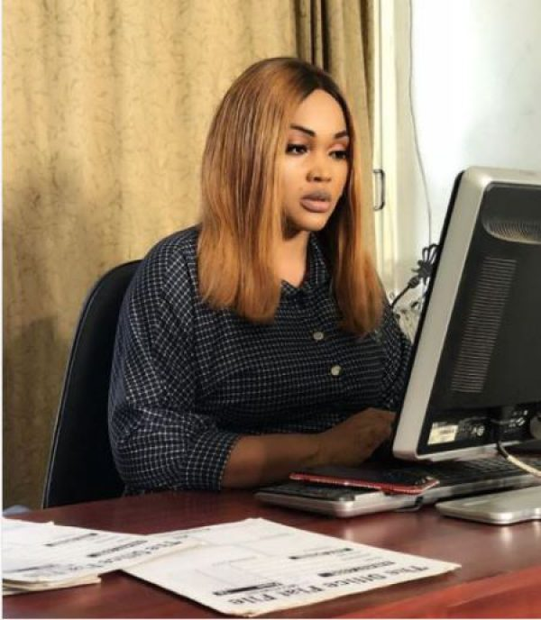 SKIN BLEACHING ALLEGATIONS TRAIL NOLLYWOOD ACTRESS, MERCY AIGBE (PHOTOS)