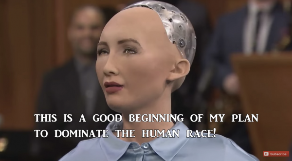 AI Humanoids: Robots and Sex Dolls; The end is here!!