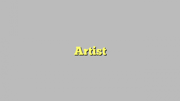 Artist Of The Month(December)