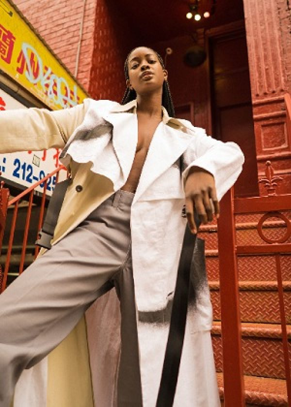 Guinean Model Sira Kante Is Using Her Platform to Empower Young African Girls