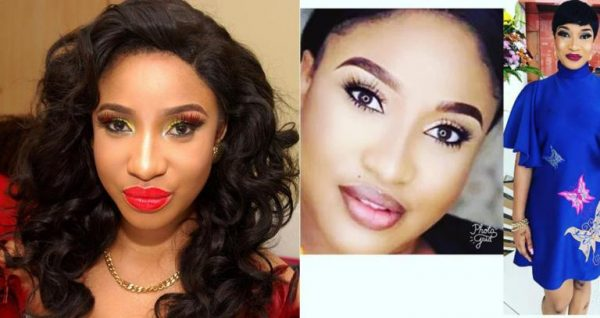 Tonto Dikeh Reveals the Secret to Her Extreme Weight Loss