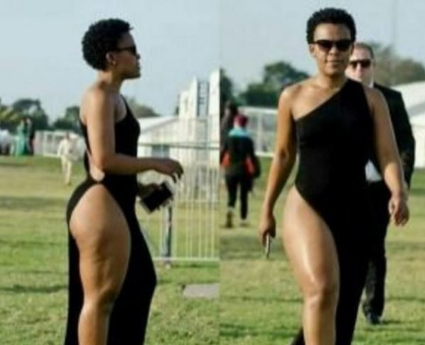 Meet The South African Socialite who doesn't wear Pants