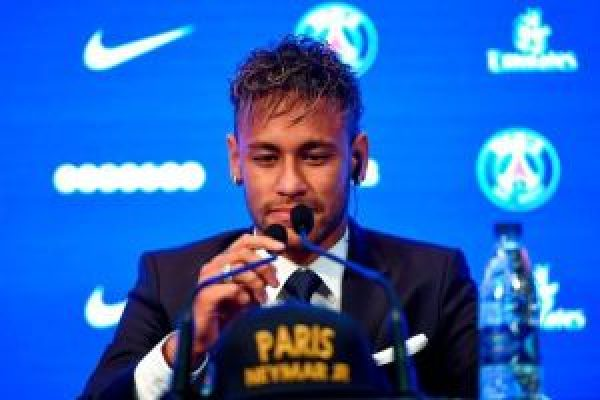 Neymar Says He Already Feels At Home At PSG