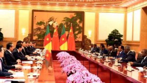 China Cancels Just 2% of Cameroon's Gruesome Debts