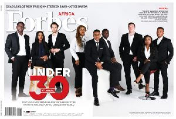 FORBES AFRICA Opens Under 30 2019 Nominations!