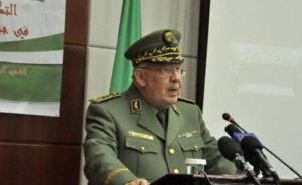 Algeria Army Chief Urges Bouteflika to Leave Office