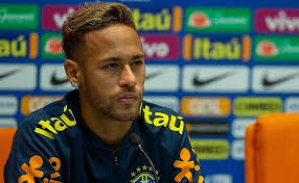 Neymar faces charges for insulting/molesting match official.